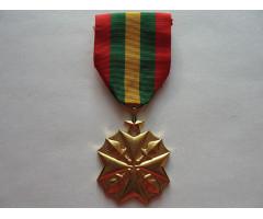 Заир орден гражданских заслуг 1 степени