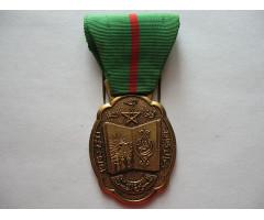 Марокко медаль зеленый марш