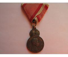 Австро-Венгрия медаль за военные заслуги