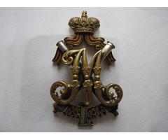 Знак 50 летнего юбилея нахождения Великого Князя Михаила Николаевича в должности Генерал Фельдцейхмейстера