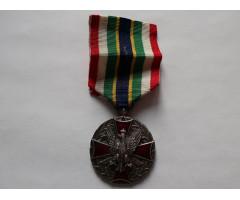Медаль Войска Польского 2-й степени.