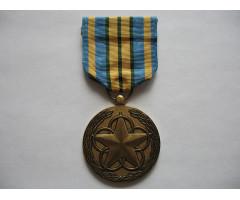 США военная медаль добровольцев за выдающиеся заслуги