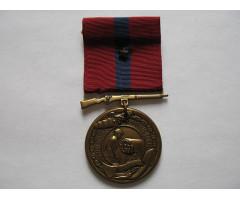 США медаль корпуса морской пехоты за безупречную службу.