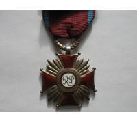 Польша Серебряный Крест Заслуги (РП)