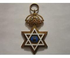 Неатрибутированный орден (знак)
