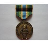 США медаль за службу в вооруженных силах
