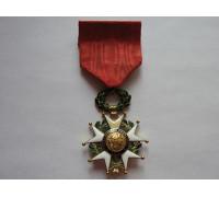 Франция Орден Почетного Легиона 3 Республика (золото)