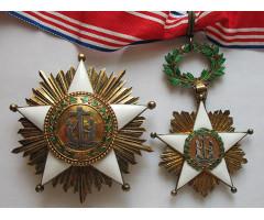Либерия Орден Африканского искупления 2- степени