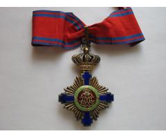 Орден Звезды Румынии 3-й степени