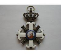 Сан-Марино орден Святого Марина 1-й степени