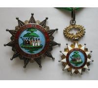 Либерия орден Пионеров Республики 2-й степени