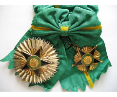 Сенегал Орден Заслуг 1-го класса