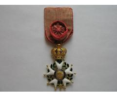 Франция Орден Почетного Легиона Луи Филипп 1830-48 гг (золото)