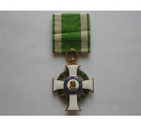 Королевский Саксонский Орден Альбрехта рыцарь 1 го класса (2-й тип 1876-1918 гг)