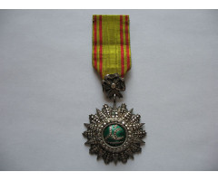 Тунис Орден Славы (Нишан-Ифтикар) 5 степени