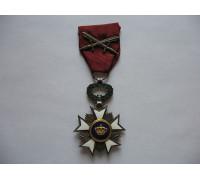 Бельгия орден Короны 5 степени