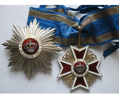 """Орден """"Корона Румынии"""" 2-й степени"""