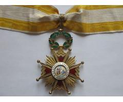 Испания орден Изабеллы Католической  (период Франко) в степени Командор