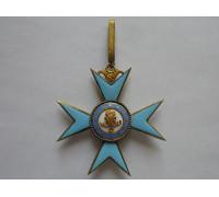 Италия Орден Госпитальной Службы в степени Командор