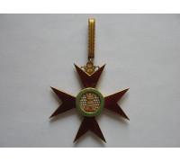 Италия орден Альфонсо IX  в степени Командор