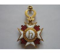 Орден Госпитальеров Святого Джона Баптиста.