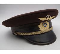 Фуражка работника Минавтотранса РСФСР