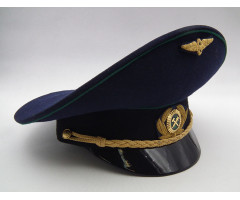 Фуражка высшего начальствующего состава МПС РФ
