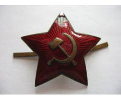 Знак звезда на головной убор