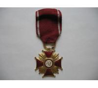 Польша Золотой Крест Заслуги