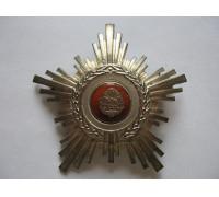 Орден Звезды Румынии 5 степени