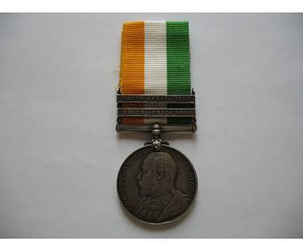 Великобритания медаль Южной Африки 1901-1902 гг