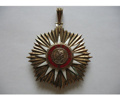 Аргентина орден Мая за заслуги 1 класса