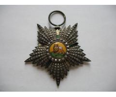 Персия орден Льва и Солнца 4 класса