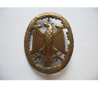 Бундесвер знак за отличие в службе (бронза)